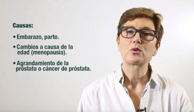 El Colegio de Farmacéuticos de Gipuzkoa aporta consejos sobre incontinencia urinaria en un nuevo vídeo - 1, Foto 1