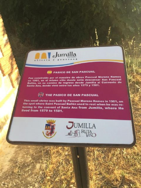 El Ayuntamiento renueva la señalización turística del casco urbano, espacios naturales y senderos - 3, Foto 3