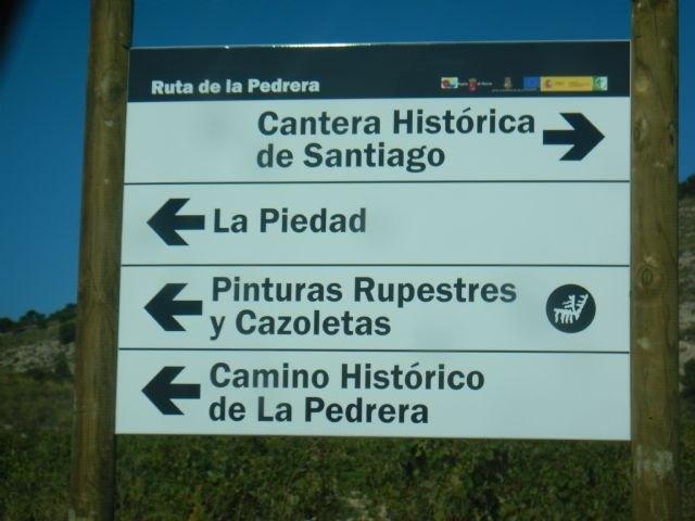 El Ayuntamiento renueva la señalización turística del casco urbano, espacios naturales y senderos - 1, Foto 1