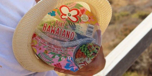 Primaflor reúne la tradición y sabores hawaianos en su nueva ensalada Poke - 1, Foto 1