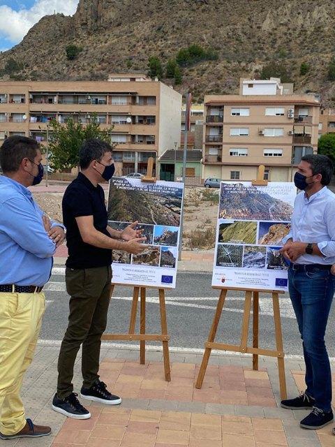 Presentación de la 3ª fase del proyecto de Consolidación de las laderas de La Navela, El Solán, La Muela y Montoro - 1, Foto 1