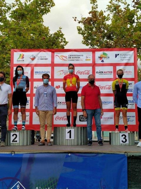 Elena Cavas Olmos, Campeona de España contrarreloj - 3, Foto 3