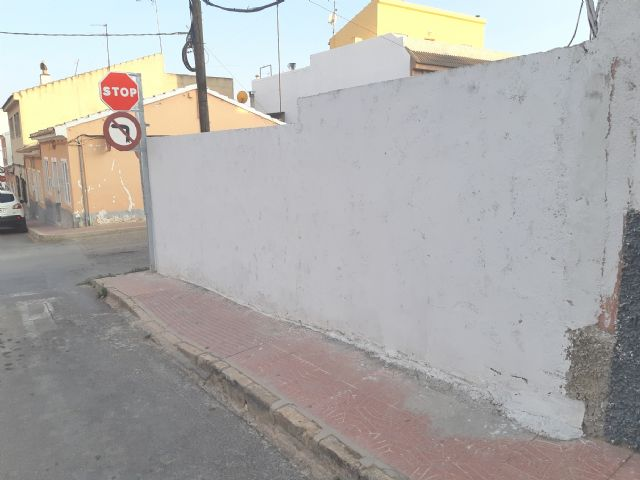 The liquidation of the contract for the subsidiary execution of the property located on Calle San Ildefonso, at the corner of Presbítero Rodríguez Cabrera is approved