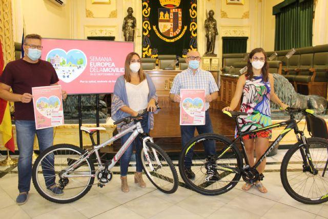 Jumilla participará por cuarto año en la Semana Europea de la Movilidad con el lema 'Por tu salud, muévete de forma sostenible' - 2, Foto 2