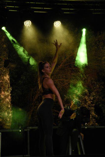 Espectacular Romería Nocturna al Santuario de Ntra. Sra. de la Esperanza y actuación de ZENET, en una noche mágica en Calasparra - 2, Foto 2