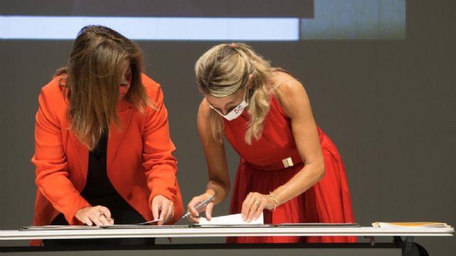 España y Portugal cooperarán para reforzar el modelo justo de la Economía Social - 3, Foto 3