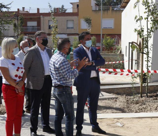 El Molino del Amor estrena plaza y centro de agrobiodiversidad en un entorno verde de más de 2.200 metros cuadrados - 1, Foto 1