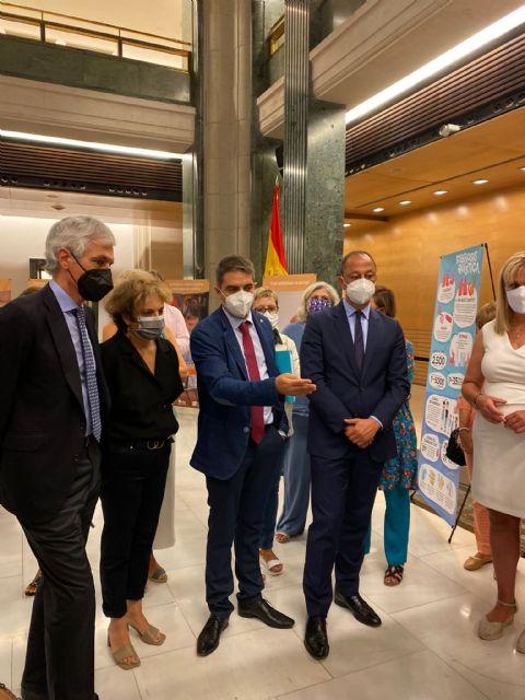 Los pacientes de Fibrosis Quística piden ayuda al Congreso para que el Ministerio de Sanidad priorice con urgencia el acceso al medicamento Kaftrio - 1, Foto 1