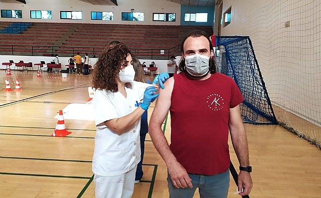 [Previsión de vacunaciones covid-19 en Totana para mañana jueves 9 de Septiembre