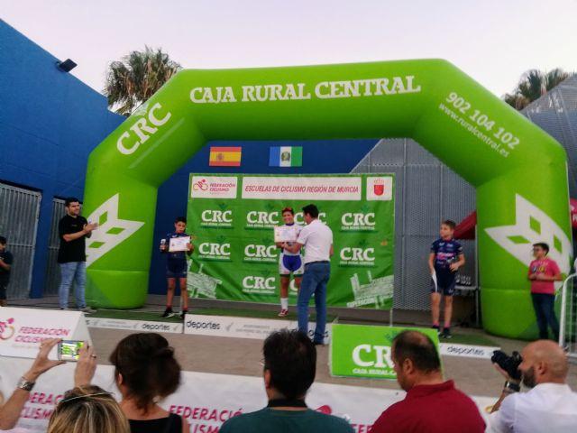 El totanero Luis Cayuela Cánovas triunfa en el Campeonato Regional de Ciclismo de Escuelas de Ruta, Foto 3