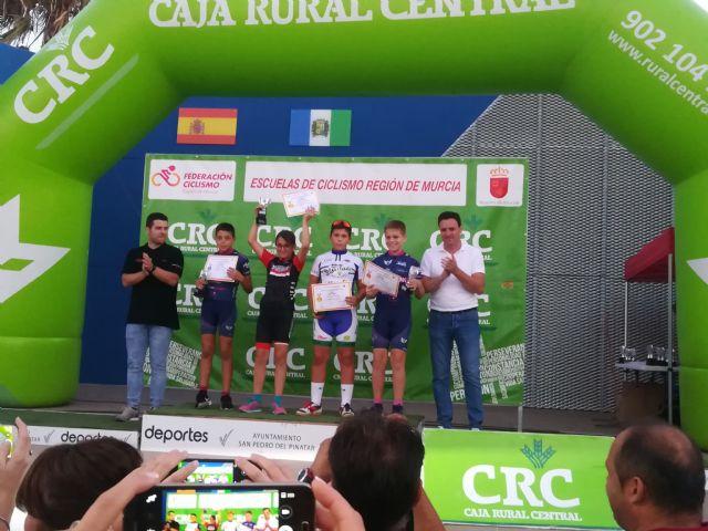 El totanero Luis Cayuela Cánovas triunfa en el Campeonato Regional de Ciclismo de Escuelas de Ruta, Foto 5