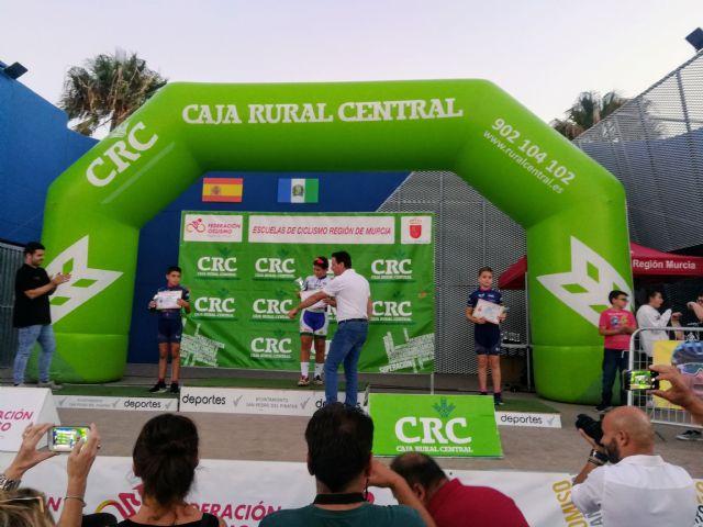 El totanero Luis Cayuela Cánovas triunfa en el Campeonato Regional de Ciclismo de Escuelas de Ruta, Foto 6