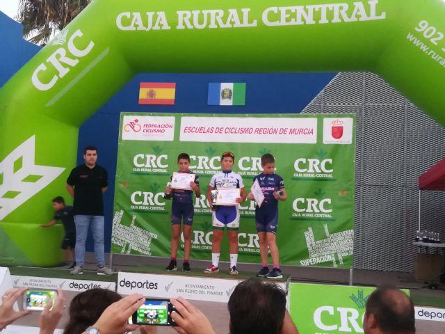 El totanero Luis Cayuela Cánovas triunfa en el Campeonato Regional de Ciclismo de Escuelas de Ruta, Foto 8