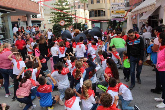 Centenares de pequeños lumbrerenses participan en el Encierro Infantil - 3, Foto 3