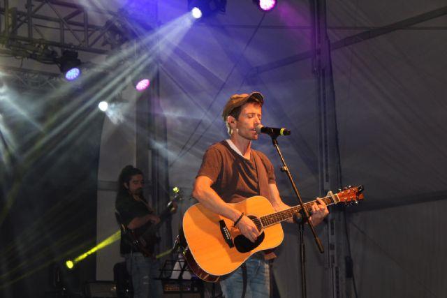 La banda madrileña Lagarto Amarillo pone música a la Carpa Joven de Puerto Lumbreras - 1, Foto 1