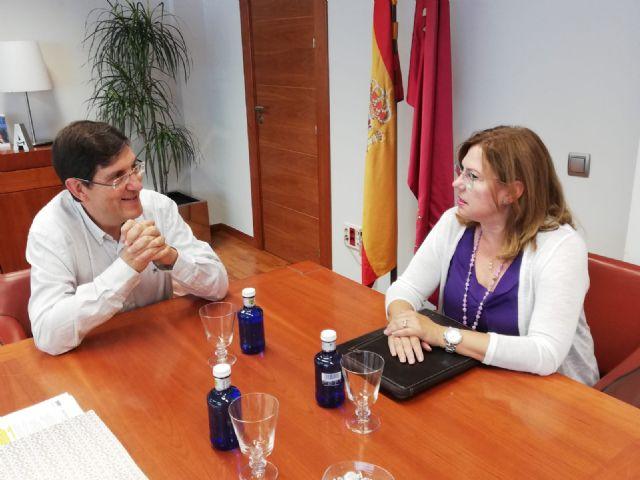 Salud impulsa la construcción del nuevo consultorio de Lo Pagán - 1, Foto 1