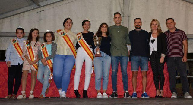 La peña 'El Desmadre' campeones del Campos Joven 2018 - 2, Foto 2