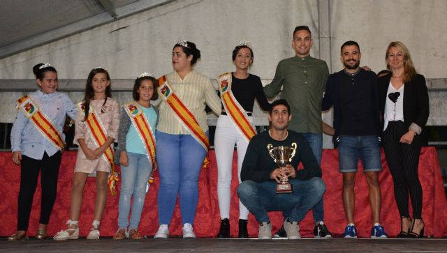 La peña 'El Desmadre' campeones del Campos Joven 2018 - 3, Foto 3