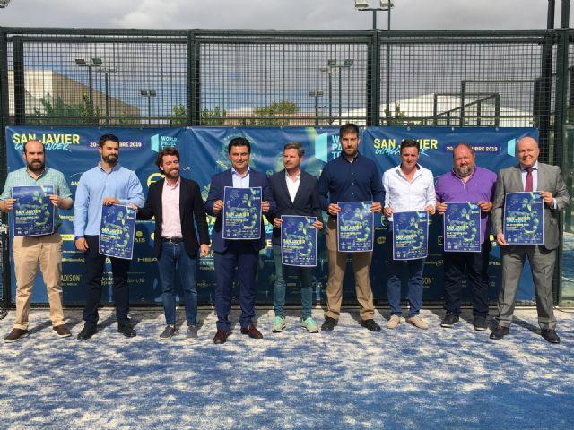 El World Padel Tour vuelve a San Javier del 20 al 27 de octubre - 1, Foto 1