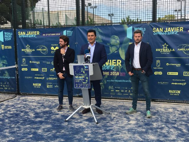 El World Padel Tour vuelve a San Javier del 20 al 27 de octubre - 2, Foto 2