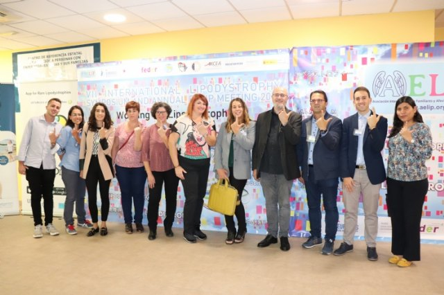 The two lines of research of Lipodystrophies in Spain, present in the Annual ECLIP MEETING - 1