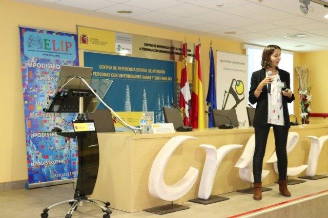 The VII International Symposium of Lipodystrophies had a nutrition workshop - 1