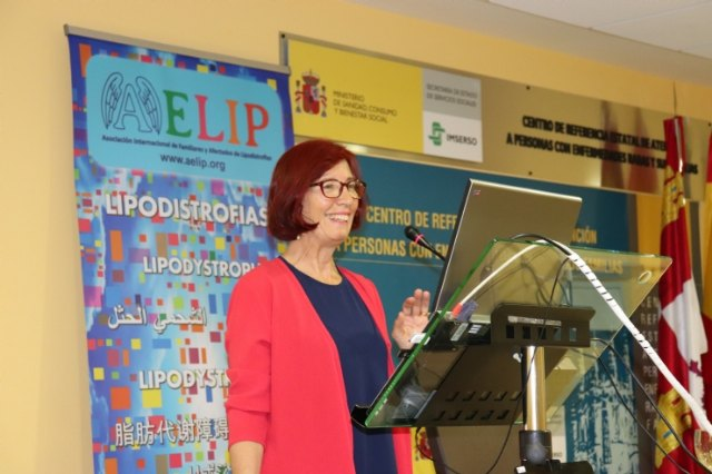 The VII International Symposium of Lipodystrophies had a nutrition workshop, Foto 2