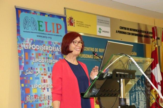 The VII International Symposium of Lipodystrophies had a nutrition workshop - 2