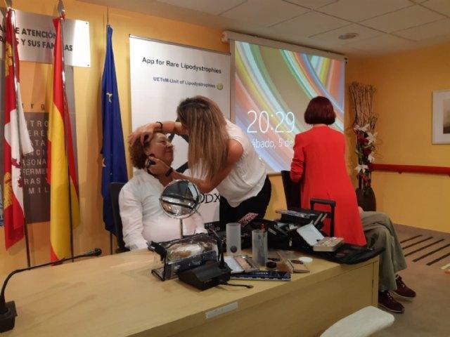 The VII International Symposium of Lipodystrophies had a nutrition workshop - 3