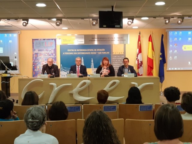 Success in the Annual ECLIP meeting and the VII International Symposium of Lipodystrophies, Foto 2