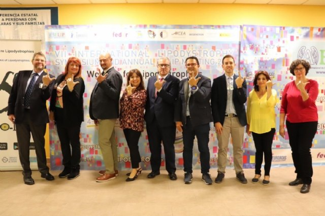 Success in the Annual ECLIP meeting and the VII International Symposium of Lipodystrophies, Foto 3
