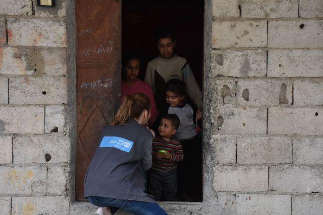 Aldeas Infantiles SOS trabaja la recuperación emocional de los niños y las niñas de países en guerra - 1, Foto 1