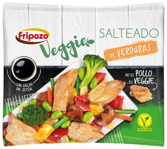Salteados Veggie de Fripozo, su última innovación relevante para el mercado, Foto 2