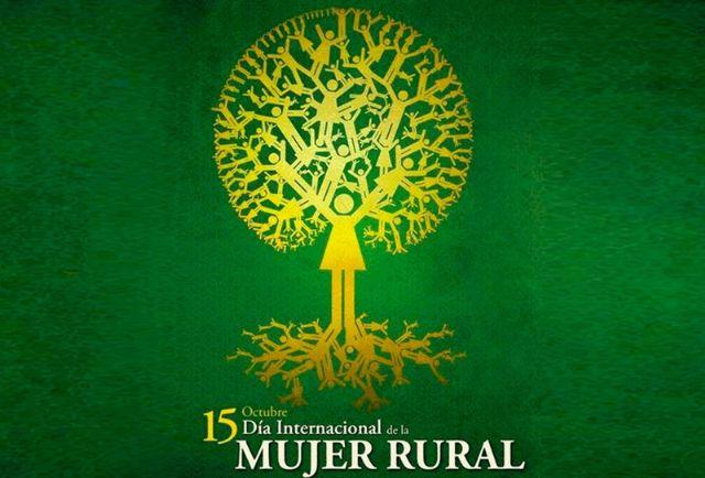 Winning Totana raises a motion to commemorate the International Day of Rural Women