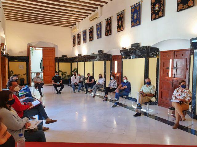 Caravaca pone en marcha el proyecto para incorporar al municipio a la Red de Destinos Turísticos Inteligentes con una reunión de trabajo de las concejalías y responsables de áreas municipales - 2, Foto 2