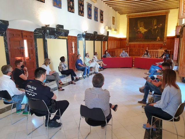 Caravaca pone en marcha el proyecto para incorporar al municipio a la Red de Destinos Turísticos Inteligentes con una reunión de trabajo de las concejalías y responsables de áreas municipales - 3, Foto 3