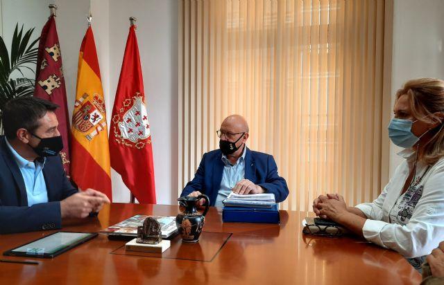 El Ayuntamiento y los empresarios del Parque Industrial Oeste mejoran las prestaciones del Polígono - 2, Foto 2