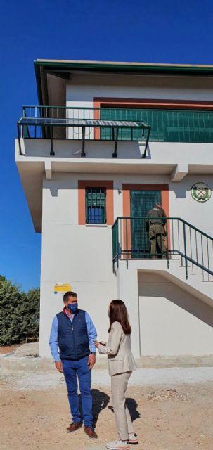 La mejora del punto de vigilancia de El Nevazo, en Caravaca de la Cruz, supondrá una inversión de 105.000 euros - 1, Foto 1