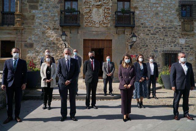 Yolanda Díaz visita Mondragon - 5, Foto 5