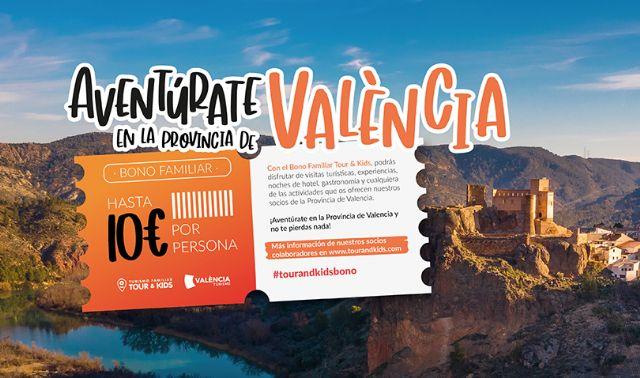 Tour&Kids pone en marcha una campaña de bonos descuento para promover el turismo familiar en la provincia de Valencia - 1, Foto 1