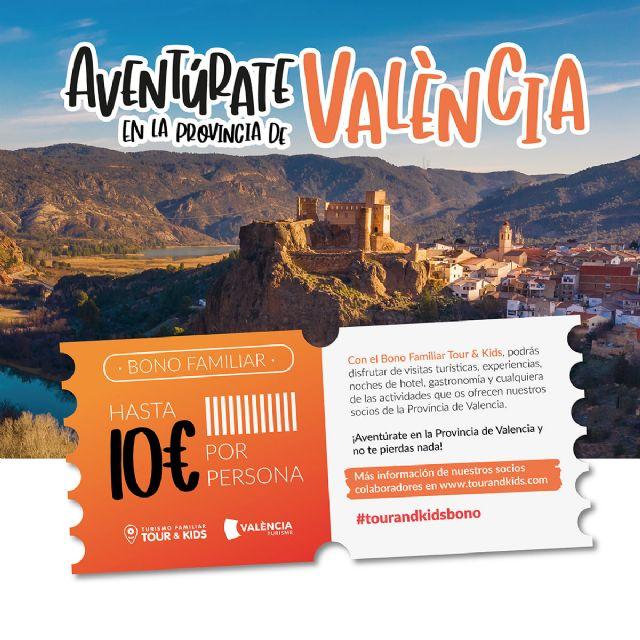 Tour&Kids pone en marcha una campaña de bonos descuento para promover el turismo familiar en la provincia de Valencia - 2, Foto 2