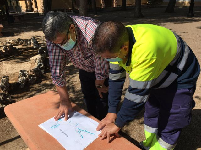Planificación plan de asfaltado en pedanías 2021 - 2, Foto 2