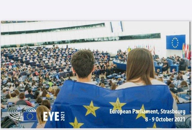 Mula participa en las Jornadas de Política Juvenil Europea que se celebran en el Parlamento Europeo los días 8 y 9 de octubre - 1, Foto 1