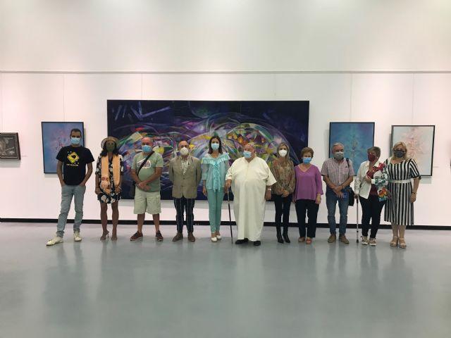 El Auditorio de Águilas acoge una nueva edición del Salón de Otoño - 1, Foto 1