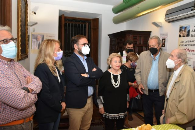 La Asociación Amigos de la Cultura de Lorca cuenta con su nueva sede en las instalaciones cedidas por el Ayuntamiento ubicadas en el Centro Cultural Fondo Espín - 1, Foto 1