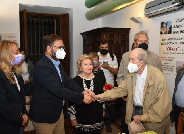 La Asociación Amigos de la Cultura de Lorca cuenta con su nueva sede en las instalaciones cedidas por el Ayuntamiento ubicadas en el Centro Cultural Fondo Espín - 2, Foto 2