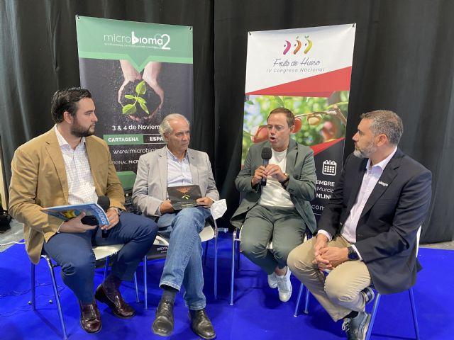 La Región de Murcia acogerá en noviembre la celebración de dos congresos de referencia para el sector agrícola - 1, Foto 1