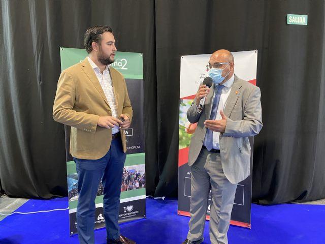 La Región de Murcia acogerá en noviembre la celebración de dos congresos de referencia para el sector agrícola - 2, Foto 2