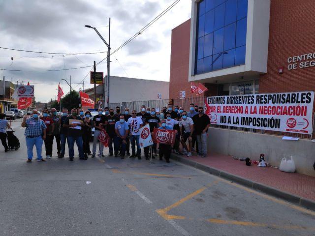 La Policía Local de Las Torres de Cotillas continúa en pie de guerra por el ninguneo del alcalde a sus derechos laborales y pide la dimisión del concejal de Seguridad - 1, Foto 1