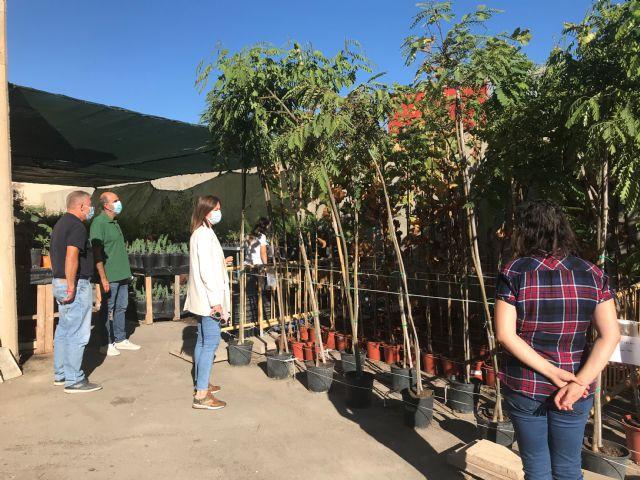 El Ayuntamiento planta más de 1.800 árboles y arbustos en distintas zonas de la localidad - 1, Foto 1